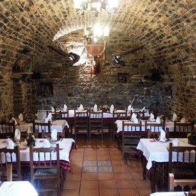 Restaurante Bodegas de Clavería