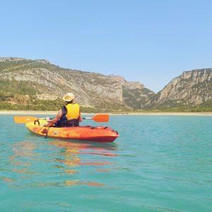 Kayak en Mediano