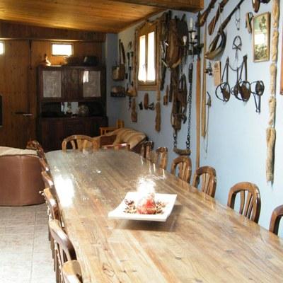 Casa Bielsa, turismo rural La Fueva
